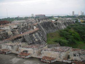 サン・フェリペ要塞内部