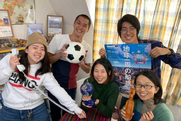「サッカー + 笑い = 僕の地球一周」讃井悠介