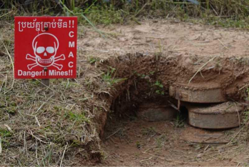 国際地雷デーって聞いたことありますか?