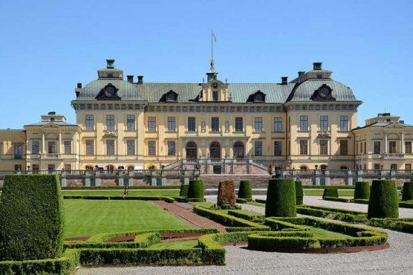 「ドロットニングホルムの王領地」(スウェーデン王国)