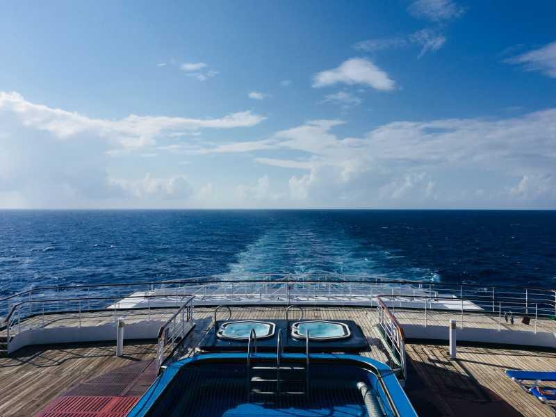 ナイキのみた船旅の魅力③