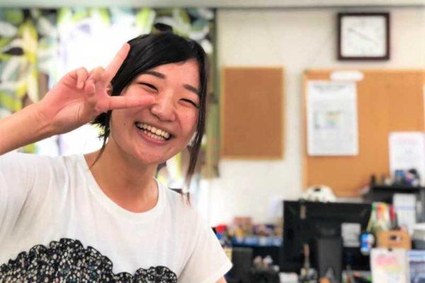 【現役ボランティアスタッフ紹介】ボラスターズFILE★vol.1